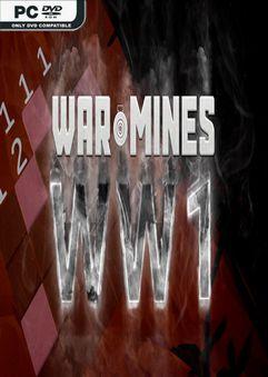 War Mines WW1 PLAZA
