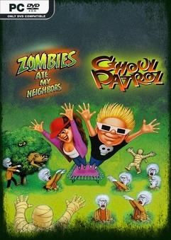 Zombies Ate My Neighbors and Ghoul Patrol GoldBerg