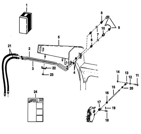 Optional 1967 Camaro Engine Harness Diagram