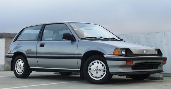 19841988 Civic 1500S Hatchback