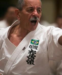 Sensei Paulo Santos - Diretor Técnico