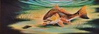 """""""Sandpit Slider"""", ©2016. Lindsay Rowland/LMR Art. http://www.lmrart.com/"""