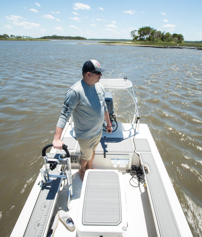 skiff pathfinder skinny water