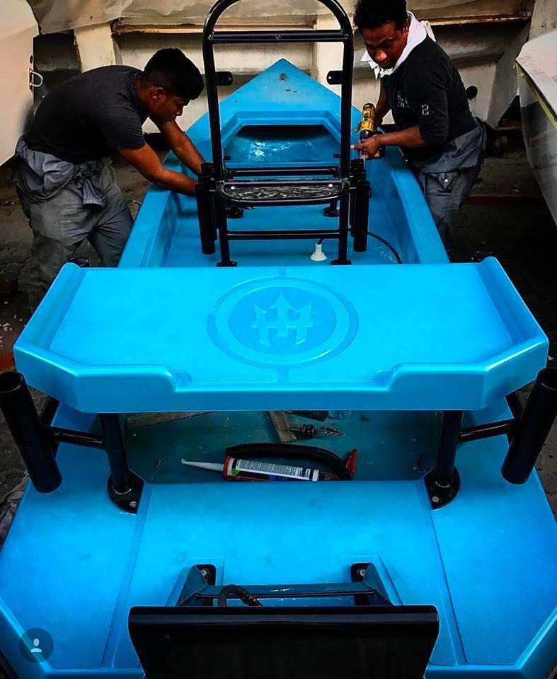 hcraft skiff construction