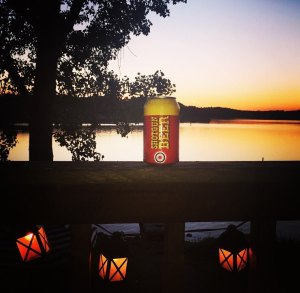 Look at this beautiful lake shot. Thanks to our friend  for this relaxing photo….