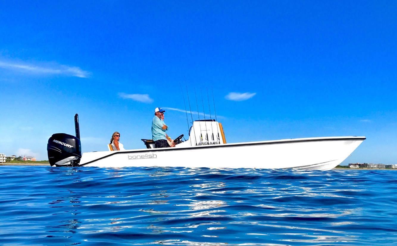 bonefish boatworks malvado bay boat