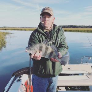 Got a few black drum.                         …