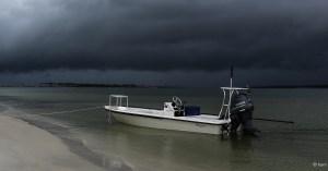 Maverick 17 HPX-V calm before the storm