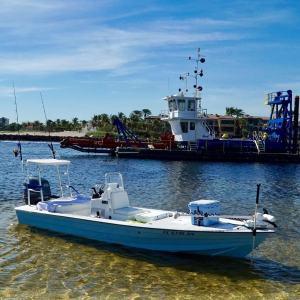 New Flats Boat