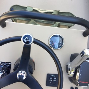 Setting them up the way they like it. How do you want your center console setup?…