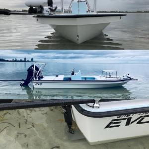 Took the EVOx out today scouting Biscayne Bay… Counting down the days till poo…