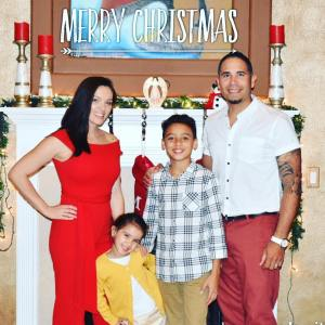 Merry Christmas from our family to yours!                               …