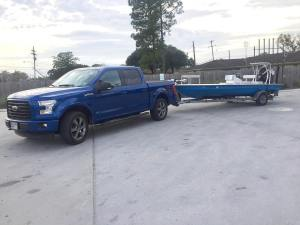 Skiff Porn Wednesday! 2013  Vantage VHP! Pulled by my new 2017  F150 FX4!       …