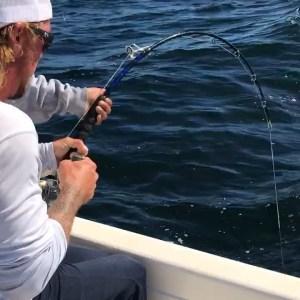 Custom Sewell rods+Goliath grouper=spotter. . . . …