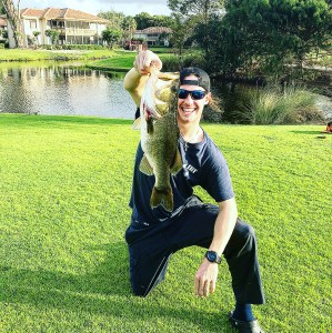 That colder SoFlo weather is starting, landed my PB at the House of Bass(fish), …