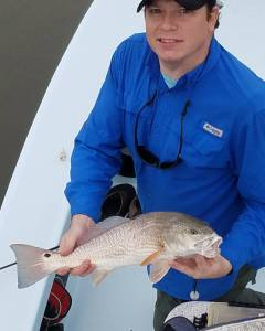 We don't fish enough, but when we do…its always a life changing experience. He…
