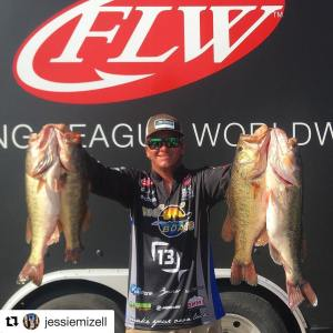 Pro staffer Jessie Mizell does it again. Another win. Congrats buddy.   …