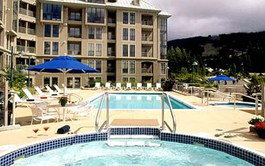 Whistler Pool Accommodation Featured Properties Whistler
