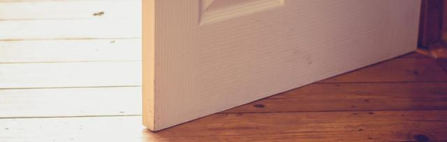 How to fix a sticking door or window