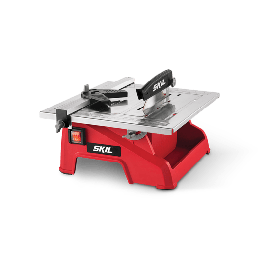 7 in wet tile saw