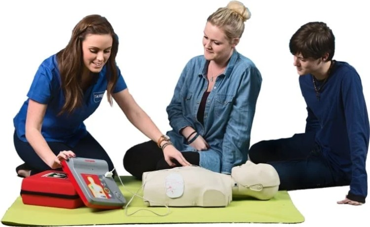 Defibrillator AED Training Courses