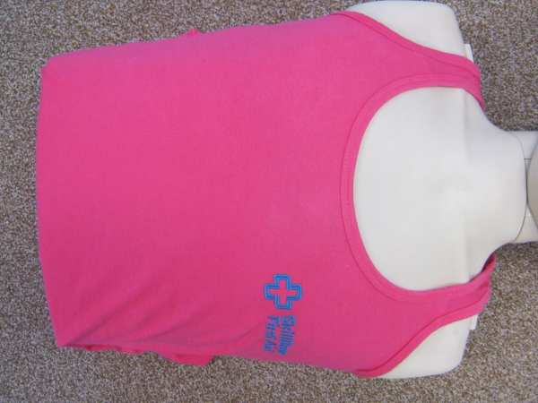 Adult Pink Tops with SkillBase Logo