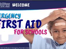 Emergency First Aid for Schools Presentation 2018