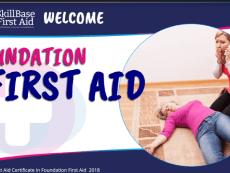 Foundation First Aid Presentation 2018