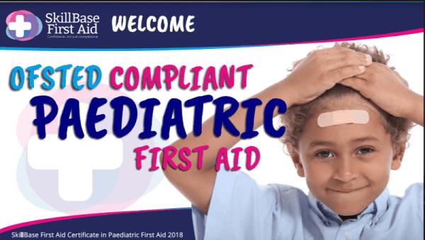 Paediatric First Aid Presentation 2018