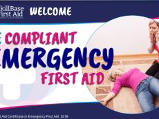 Emergency First Aid at Work Presentation 2018