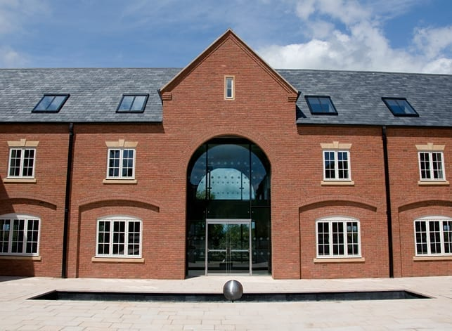 SkillBase First Aid Instructor Training Courses take place at our flagship training centre at Desford Hall.
