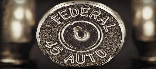 ammo federal 45 auto