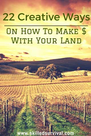 How To Make Money With Land