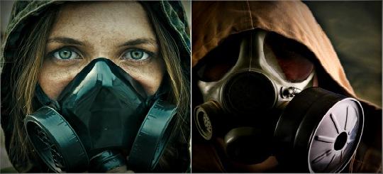 Gas Mask Half Vs Full