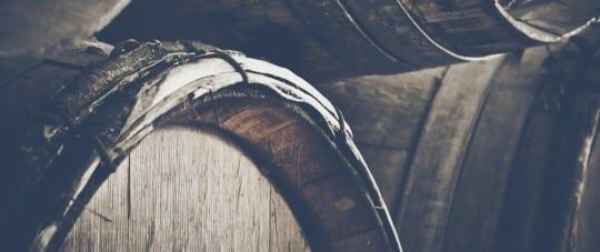 Wiskey Barrels 1