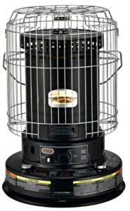 home safe kerosene heater unit