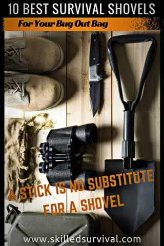 Survival Shovels