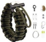 The Friendly Swede Survival Bracelet