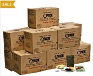 3 Month MRE Meal Supply