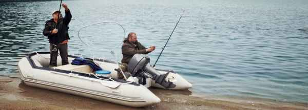 Inflatable Boat For Sea Fishing