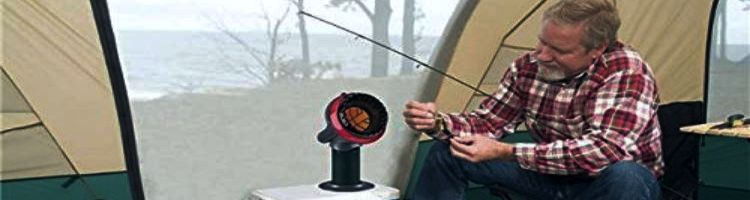 Little Buddy Portable Tent Heater