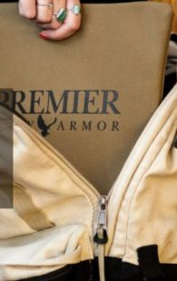 Premier Body Armor Backpack Panels