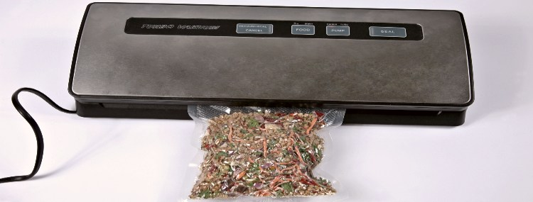 the vacuum sealer for dry foods