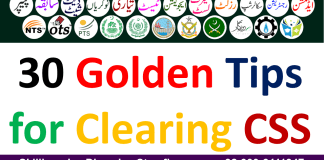 30 Golden Tips for Clearing CSS