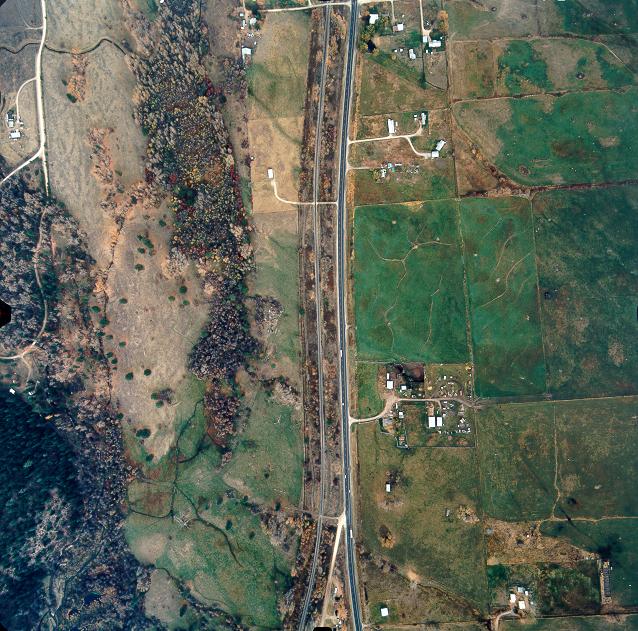 Montana Department of Transportation, US 93, Evaro to Polson