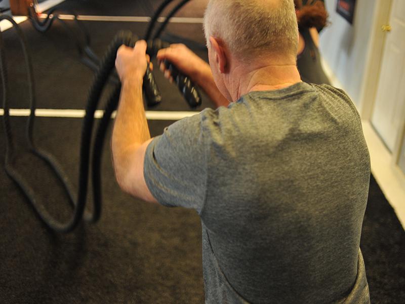 Skill of Strength Battle Ropes