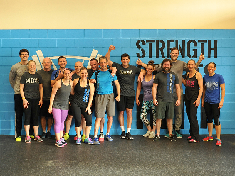 Skill of Strength Group