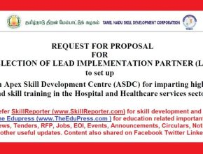 Tamil Nadu Investment Promotion Programme - Skill Reporter