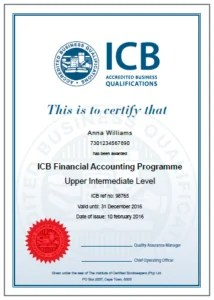 ICB Fasset Certification Process | Home Study | Skills Academy