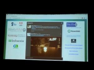 Skills Inc. helped host the 2014 Tweetup